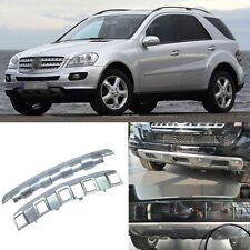 KIT OFF ROAD INOX AMG LOOK MERCEDES W164 ML280 ML320 ML350 ML500 ML420 CDI 06+