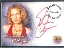 Buffy Tvs - Wos - Emma Caulfield As Anya Autograph Card - Bv$60