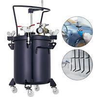 Serbatoio Sotto Pressione 40 litri Agitatore 20-30 PSI Rivestimento per mobili