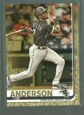 2019 Topps Gold #80 Tim Anderson 1771/2019 (ref 61795)