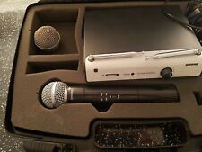 shure sm58 wireless microphone