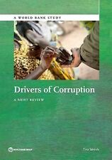 Drivers of Corruption: A Brief Review (World Bank Studies)