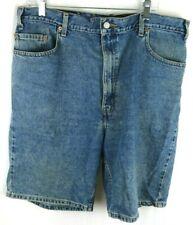Men's Levi 505 Denim Shorts Size 42 Regular Fit