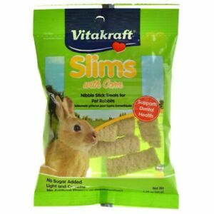 LM VitaKraft Slims with Corn for Rabbits 1.76 oz.