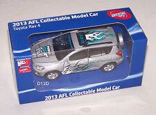 Port Adelaide Power 2013 AFL Collectable Toyota Rav 4 Model Car New