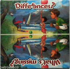 DIFFERENCES? (WHAT'S MISSING?) - CARD GAME *** Brand New & Sealed ***