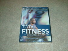 TOTAL FITNESS IN 12 MINUTES A DAY FOR MEN DVD