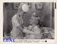 June Haver Betty Grable VINTAGE Photo Dolly Sisters