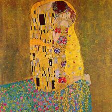 Gustav Klimt - The Kiss      - 24'  CANVAS