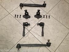 VAUXHALL ZAFIRA B  05--TWO FRONT LOWER BOTTOM BALL JOINTS TRACK ROD ENDS & LINKS