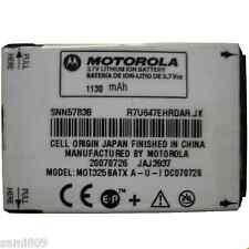 USED OEM SNN5783B Battery For Motorola Q Q9h C290 Deluxe IC902 V195 V197 V325