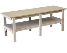 Work bench 2400 x 800mm, direct from our Melbourne factory