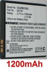 Batterie 1200mAh type BA750 Pour SONY ERICSSON Xperia P