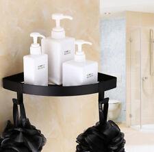 Bathroom Stainless Steel Shower Caddy Organiser Corner Basket Storage Shelves