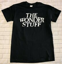 The Wonder Stuff 'Black'  T-Shirt