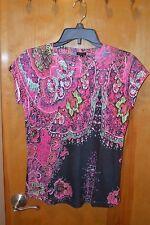 YUKIKO size medium top t-shirt