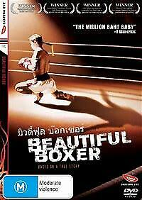 Beautiful Boxer Gay Themed DVD pre owned Thai with English Subtitles