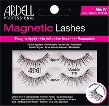 Ardell Magnetic Double Eyelashes, Black [110] 1 ea