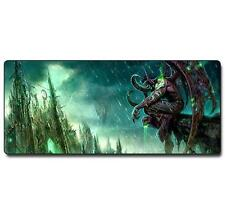 Large World of Warcraft WOW Game Mouse Pad Mat Laptop Gaming Mousepad 70*30cm