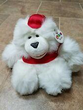 "vtg Chosun 10"" Gorilla Monkey Plush Stuffed Toy with tag NEW Sample Chosun"