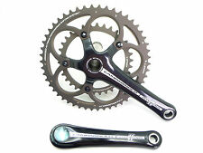New Campagnolo Athena 11 Speed Power Torque 50/34T 170mm Crankset (w/o BB)