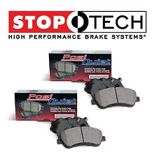 For Volvo C70 98-04 S70 V70 850 Front & Rear PQ Ceramic Brake Pads Set StopTech