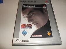 PlayStation 2 Tekken: Tag Tournament [Platinum]