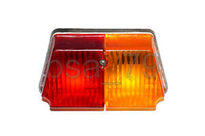 Sidecar rear light turn red and amber for URAL DNEPR