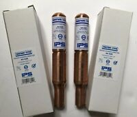 """Water-Tite Water Hammer Arrester AA Size 1/2"""" Male Sweat 86601. Pack Of 2"""