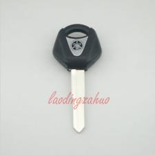 1 Black Blank Key Uncut for Yamaha YZF R1 R6 FZ1 FZ6 600R XJR1300 Motorcycle