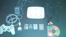 bundle Ps1 Console 2 controller 3 mem card  SCPH-101, 1 games NTSC