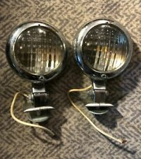 Pair of NOS Vintage Original Auto Parts Rear / Front Light Part