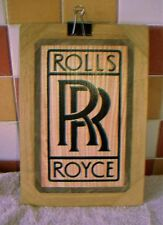 Rolls-Royce Cars Automobilia Advertising Collectables