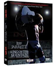 "Official TNA Impact Wrestling - Jeff Jarrett ""King of the Mountain"" 4 Disc DVD"