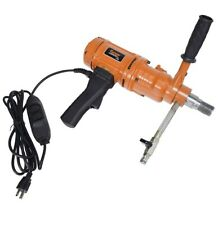 """Cayken Scy-1520-2Bs 6"""" Wet Dry Handheld Diamond Core Drill Rig With Case Used"""