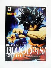Dragon Ball Super DBZ Figure SON GOKU Blood of Saiyans Special 2 Banpresto NEW