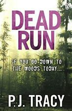 Dead Run by Tracy, P J | Paperback Book | 9781405915595 | NEW