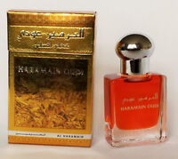 Haramain Oudi Famous Oriental Pleasant Perfume Oil/Attar 15ml by al haramain