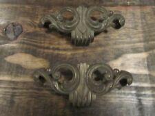 Vintage Lot drawer pulls knobs SEVERAL LOTS metal bakelite plastic brass Antique