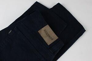 JECKERSON 08IJUO1PA01T050 Men's W33 L30 Slim Soft Leg Patches Trousers 33639_G