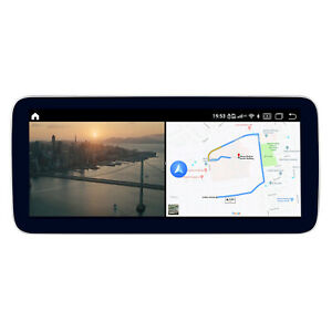 """10.25"""" Mercedes-Benz CLA (12-18) CarPlay Android Touchscreen Incl Install"""
