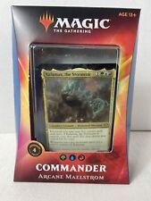 Magic the Gathering Commander Arcane Maelstrom 2020 Sealed