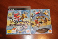 Digimon All-Star Rumble (PS3) - WITH WARRANTY