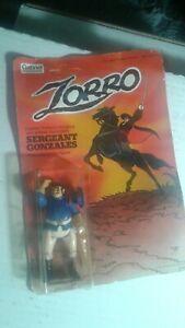 zorro action figure vintage 1981 Gabriel Sergeant Gonzales