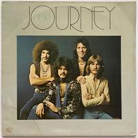 JOURNEY NEXT LP CBS GREEK PRESSING 1977 NEAR MINT PRO CLEANED
