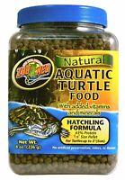 Zoo Med Hatchling Aquatic Turtle Food 8oz
