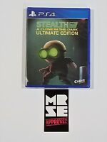 Limited Run Games #26: STEALTH INC. ULTIMATE EDITION for PS4 (PlayStation 4) New