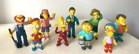 The Simpsons Figures Bundle Fox 2007 Matt Groening x 9