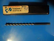 5.0mm precision QUICK LONG Drill TITEX PLUS UFL HSS. OL 135mm FL 85mm . New