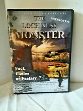 The Loch Ness Monster Fact, Fiction or Fantasy Scottish Film Presents Dvd